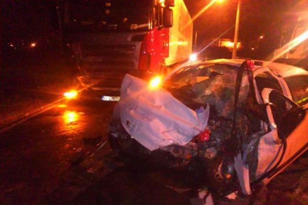 Teška saobraćajna nesreća u Karakaju, jedna osoba izgubila život