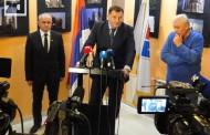 U Zvorniku održan sastanak Dodika, Pavića i Đokića (foto/video)