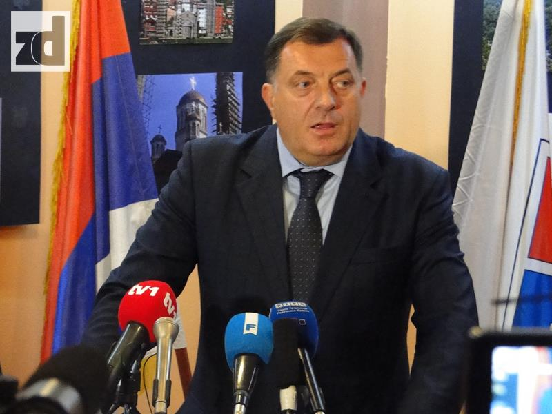 Dodik osvojio 45,39, a Tadić 44,28 odsto glasova