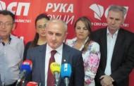 Đokić: Socijalisti u Srpskoj osvojili 5,06 odsto glasova