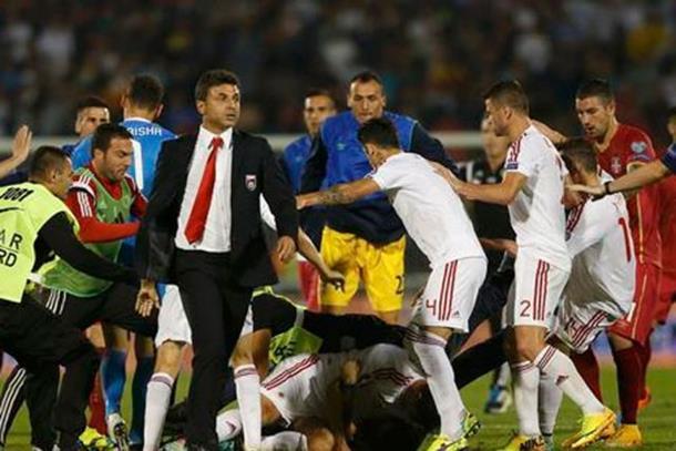 Novi meč Srbija - Albanija na neutralnom terenu?