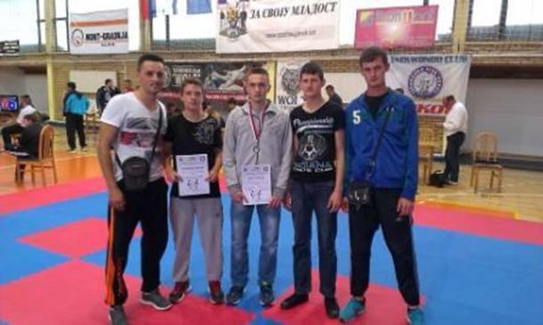 Značajan rezultat za zvorničke tekvondoiste na prvenstvu Srpske