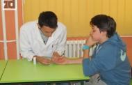 Učenici mjerili šećer i krvni pritisak