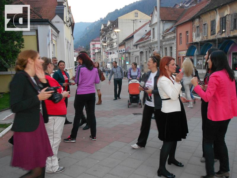 Photo of Ulična akcija Aktiva žena SNSD-a Zvornik