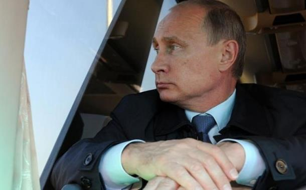 Rođendan na Putinov način