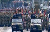 Pratite vojnu paradu u Beogradu (video uživo)