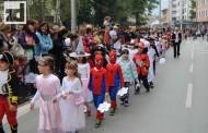 Dječija nedjelja: Najmlađi izazvali pažnju Zvorničana (foto)