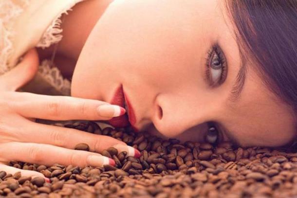 Piling od kafe za lijepu kožu