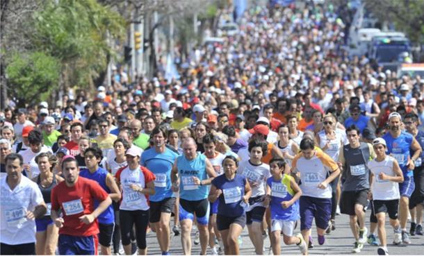 Photo of Vodeći maratonci promašili skretanje, autobusom stigli do cilja
