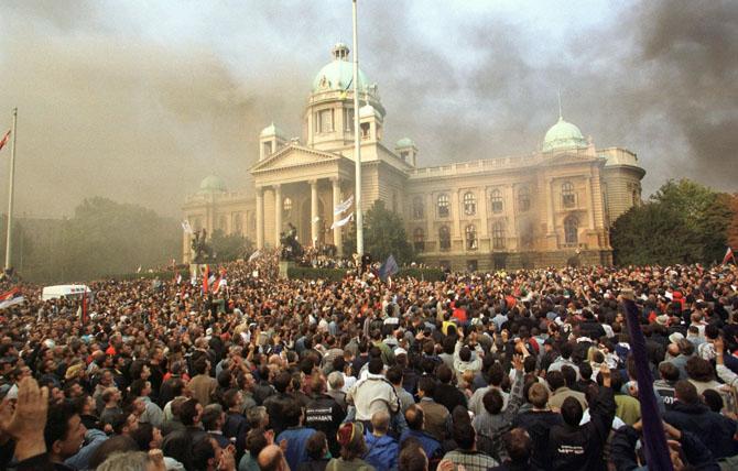 Photo of Danas 14 godina od petooktobarskih promjena