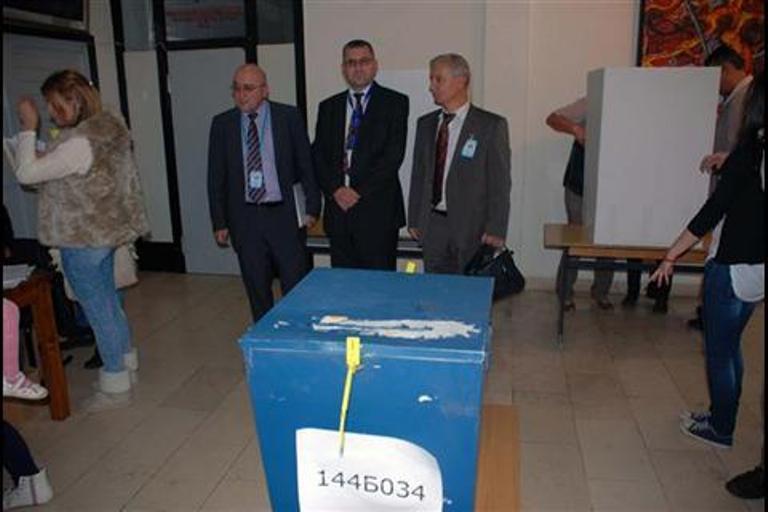 Photo of Petrić: Veliki odziv birača obećava validne rezultate