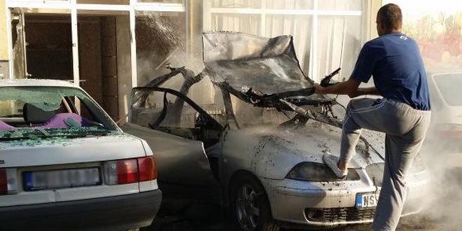 U eksploziji Novosađanin zadobio povrede opasne po život
