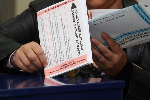 Problemi na više biračkih mjesta u Federaciji