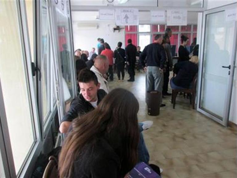 Bratunac: Glasalo 55,04 odsto birača