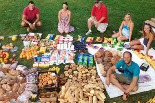 Photo of Sedam nedjelja živio na hrani iz kontejnera