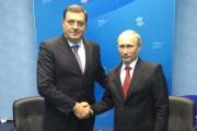 Dodik u nedjelju putuje u Soči na sastanak sa Putinom