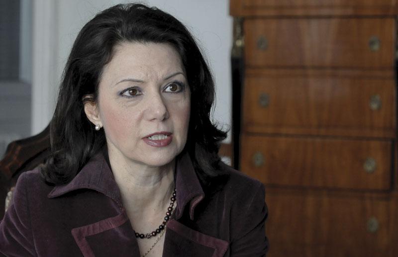 Photo of Novi predsjednik DSS-a Sanda Rašković-Ivić