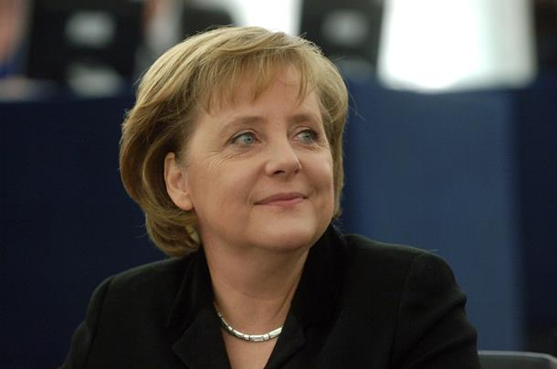 Photo of Angela Merkel 9. jula u BiH