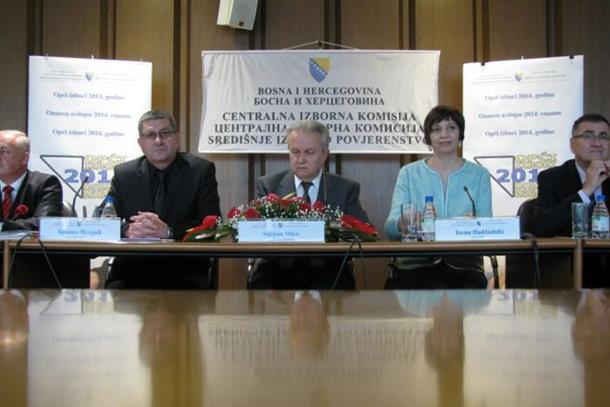 Photo of Izetbegović, Čović i Ivanić članovi Predsjedništva BiH u naredne 4 godine