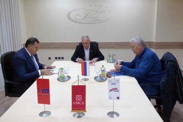 Sve izvjesnije da će Željka Cvijanović ostati premijer?