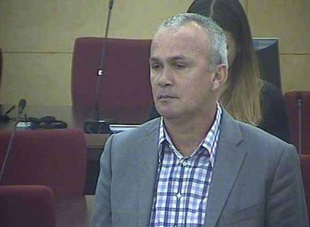 Photo of Goran Sarić oslobođen optužbi za zločine u Sarajevu