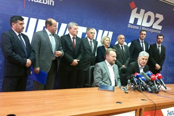 Photo of HDZ i SDA dogovorili se o formiranju vlast u FBiH