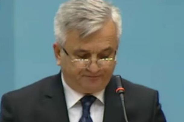 Čubrilović očekuje korektnu saradnju s visokim predstavnikom
