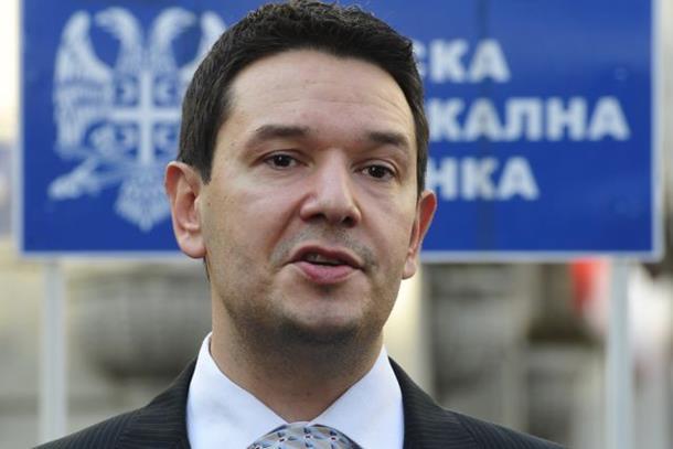 Šarović: Šešeljev povratak odgođen zbog Rame