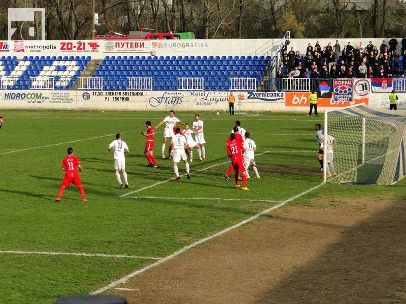 Photo of U dosadnoj fudbalskoj predstavi Drina i Borac podijelili bodove (foto/video)