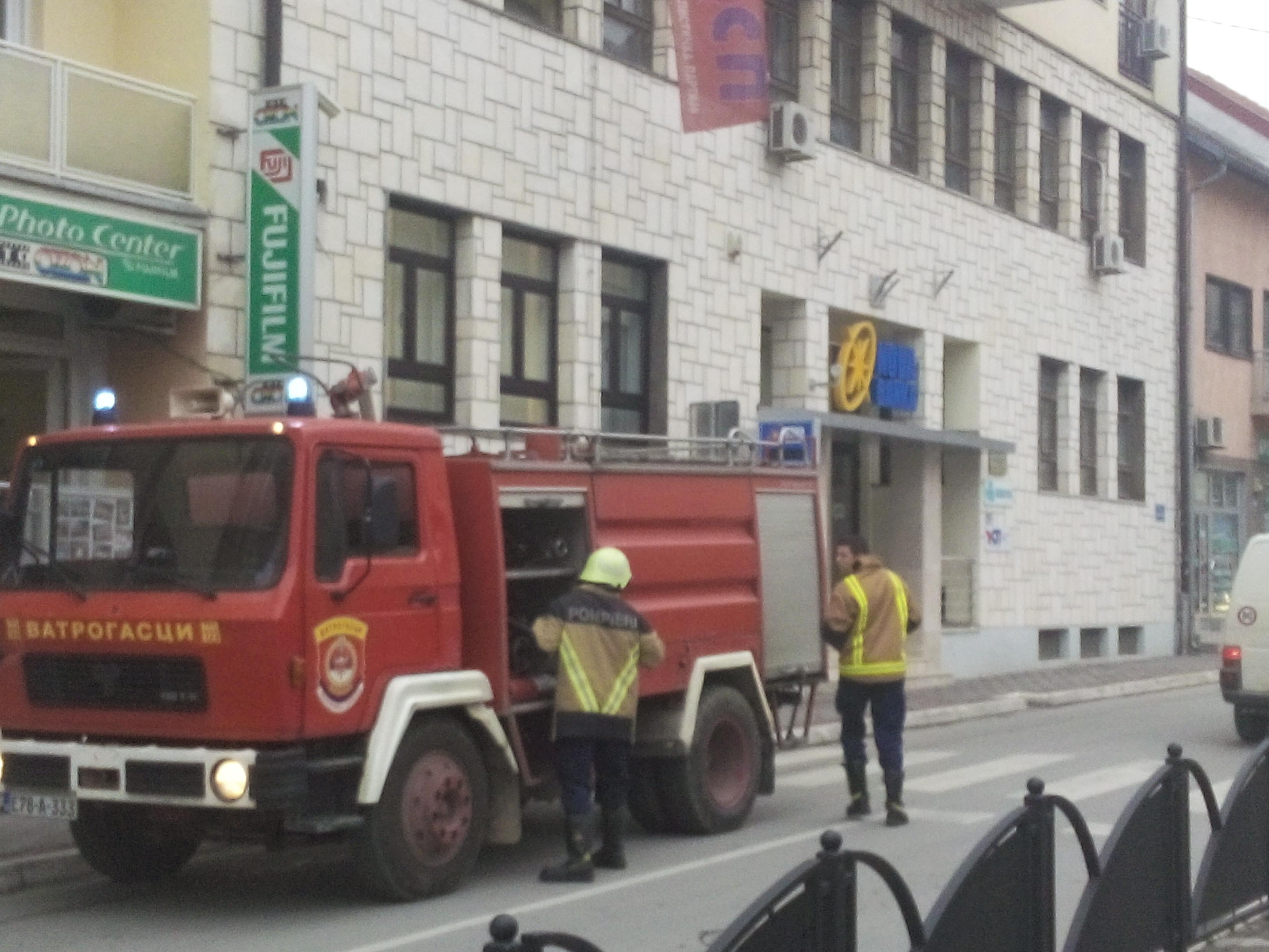 Uskoro kupovina novog navalnog vatrogasnog vozila