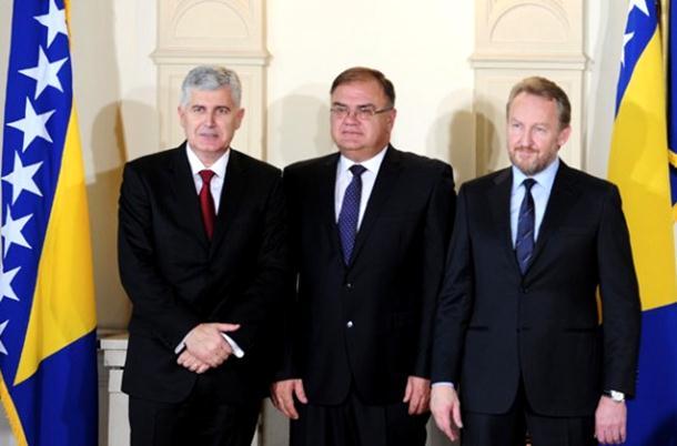 Photo of Konstituisano Predsjedništvo BiH