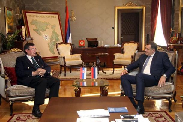Saradnja Srpske i Srbije na zavidnom nivou