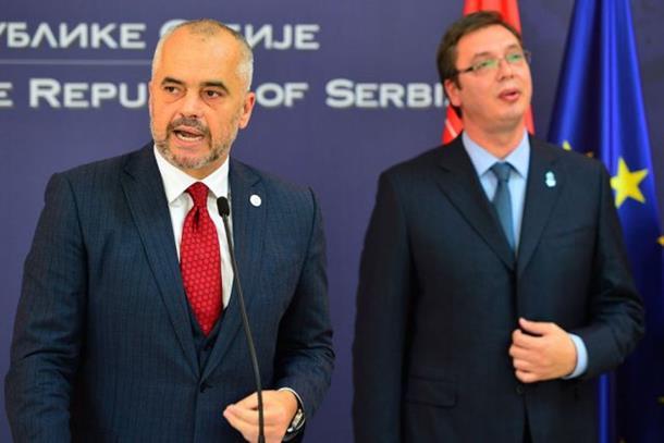 Rama prekršio protokol, Vučić nije dozvolio ponižavanje Srbije