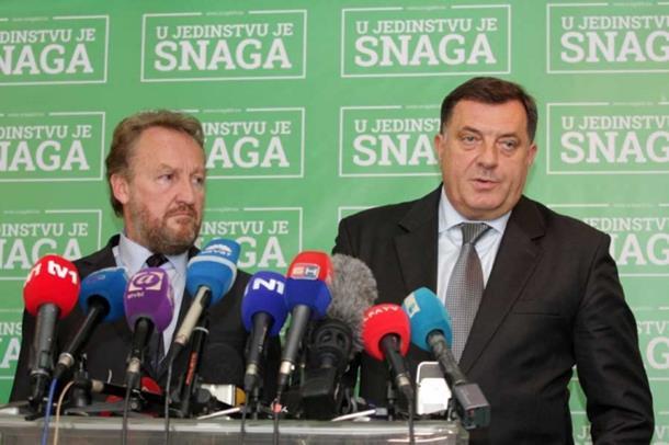 Photo of SNSD i SDA saglasni o prioritetima buduće vlasti