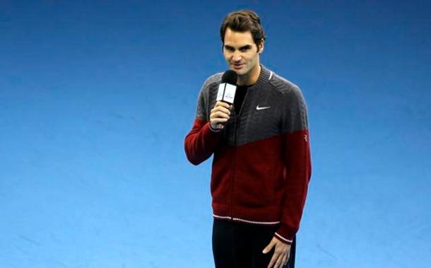 Sraman potez Federera