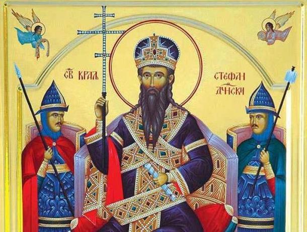 Danas Sveti Stefan Dečanski - Mratindan