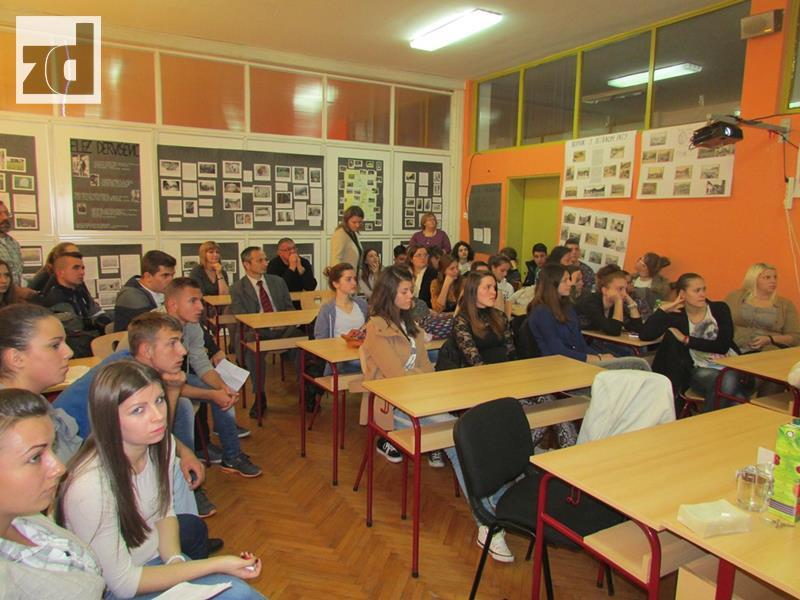 Photo of Učenici iz Sežane i Zvornika zajednički realizovali projekat iz istorije