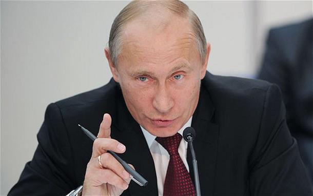 Putin: Zapad voli Rusiju samo kad je slaba