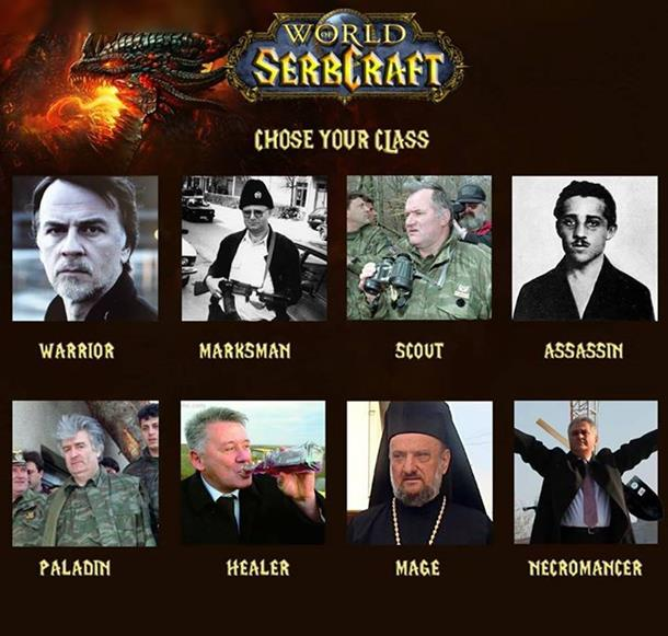 World of Serbcraft