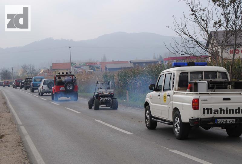 Photo of Na zvorničkom 'off road' reliju četrdesetak džipova (foto)