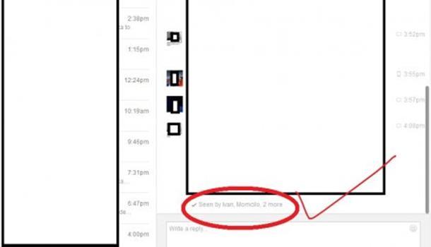 Photo of Kako da sakrijete 'SEEN' na Fejsbuk porukama