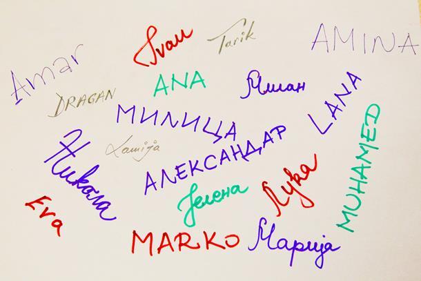 Da li su ovo najčudnija imena na Balkanu?