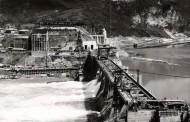 Pogledajte kako je izgledala izgradnja Hidroelektrane Zvornik (foto)
