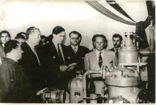 Hidroelektranu otvorio Tito