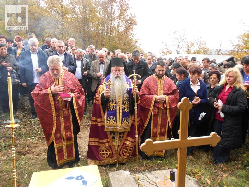 Photo of Na Glođanskom brdu 6. novembra obilježavanje godišnjice stradanja 126 srpskih boraca i civila