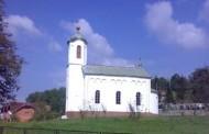 Kamenovan pravoslavni hram u Podgajevima