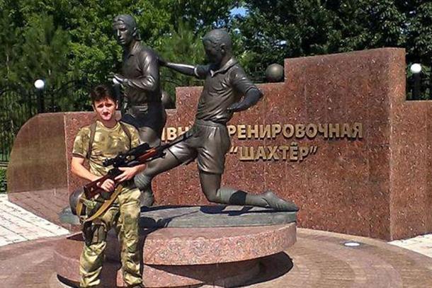 Photo of Srbinu Herojski krst za ratovanje u Novorusiji