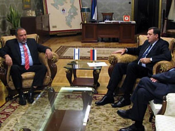 Photo of Susret Libermana i Dodika u Beču – legitiman i opravdan