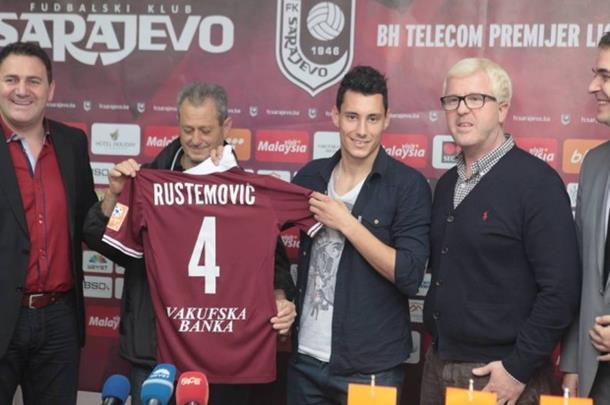 Photo of Edin Rustemović pojačao Sarajevo, Drina ostala bez najboljeg igrača