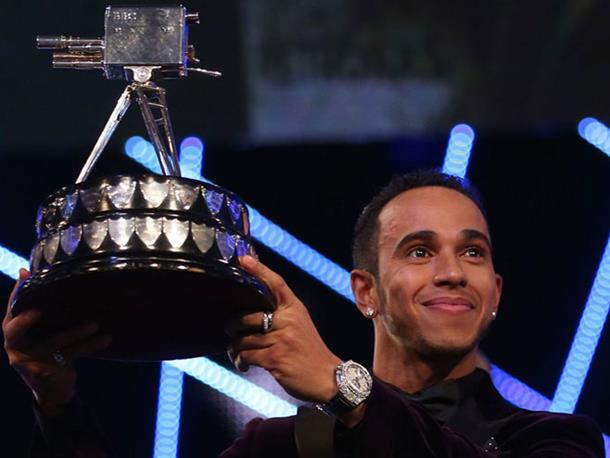 Hamilton sportska ličnost godine